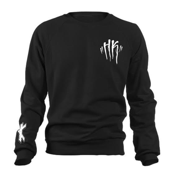 9ae30dcfd HK Army Thrasher Crewneck Sweatshirt - Black